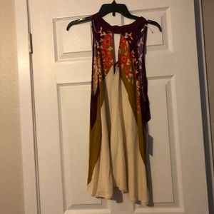 New free people tunic/ dress